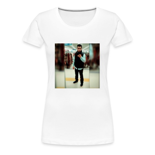 Ahmad Roza - Women's Premium T-Shirt
