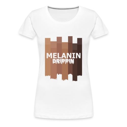 MelaninDrip Recovered - Women's Premium T-Shirt