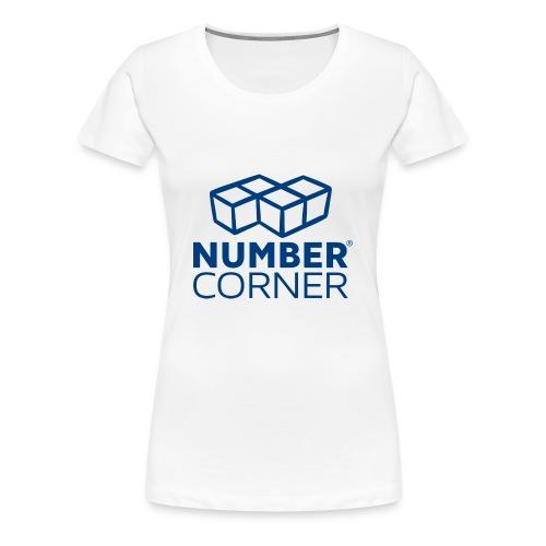 NC Logo R - Women's Premium T-Shirt