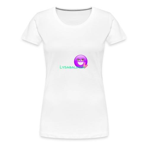 lysabaldwin - Women's Premium T-Shirt