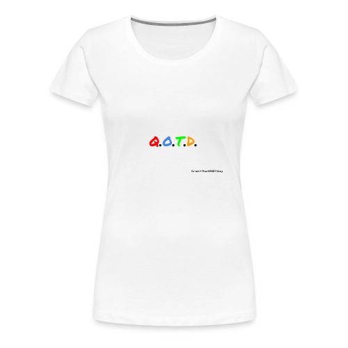 Question Of The Day - Women's Premium T-Shirt