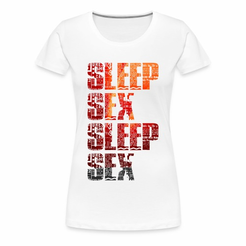 text2 - Women's Premium T-Shirt
