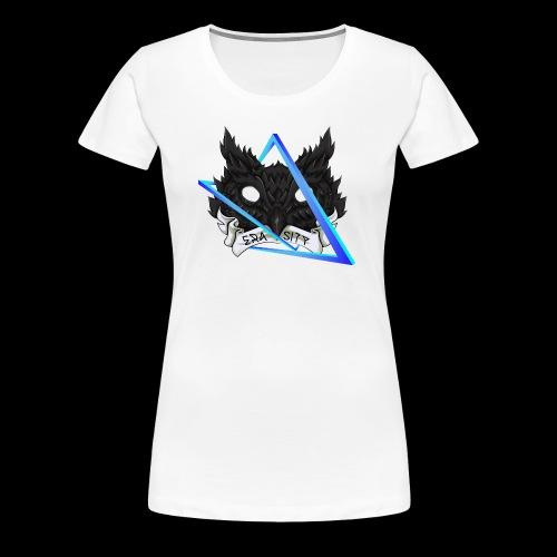 Owl Vision - Women's Premium T-Shirt