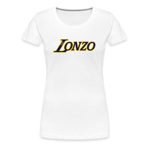 Lonzo - Women's Premium T-Shirt