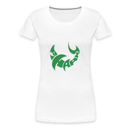 My Shark - Women's Premium T-Shirt