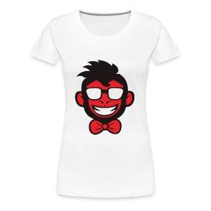 red monkey - Women's Premium T-Shirt