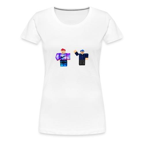 star squad - Women's Premium T-Shirt
