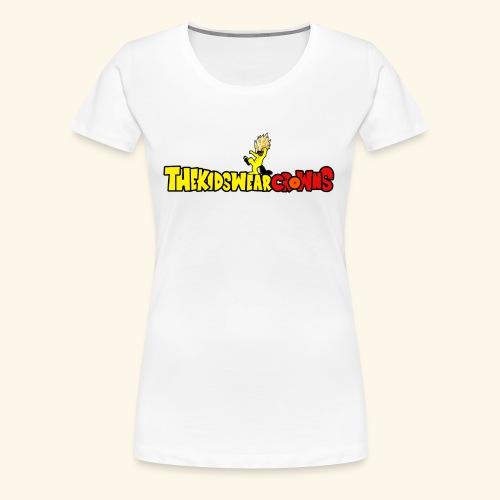 KWC Limited Edition Nostalgia Tee (DBZ) - Women's Premium T-Shirt