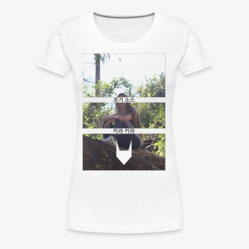 Glittering - Women's Premium T-Shirt