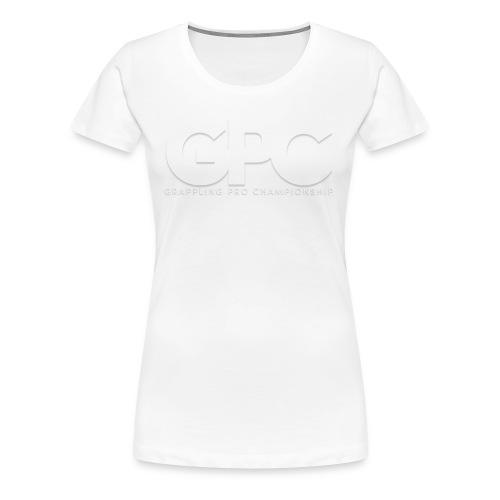 GPC basic fan t-shirt - Women's Premium T-Shirt