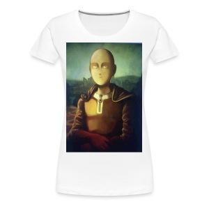 One punch man ( Saitama ) Tee - Women's Premium T-Shirt