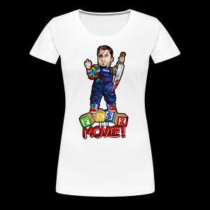 F this Movie - Women's Premium T-Shirt