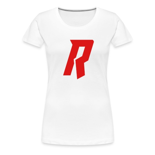 Requiem R Red - Women's Premium T-Shirt
