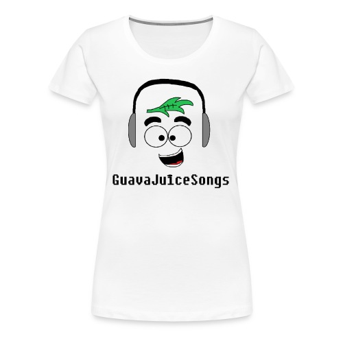 Guavajuicesongs (OFFICIAL T SHIRT) - Women's Premium T-Shirt