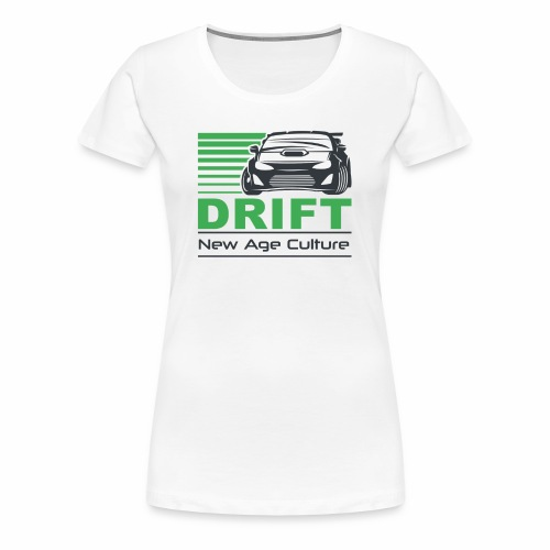 DRIFT FRS - Women's Premium T-Shirt