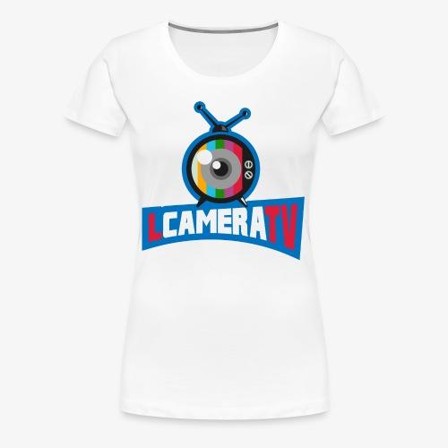LCAMERATV - Women's Premium T-Shirt
