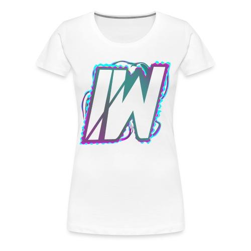 ItzWaterboy - Women's Premium T-Shirt