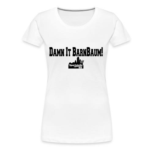 DIBBlogo - Women's Premium T-Shirt