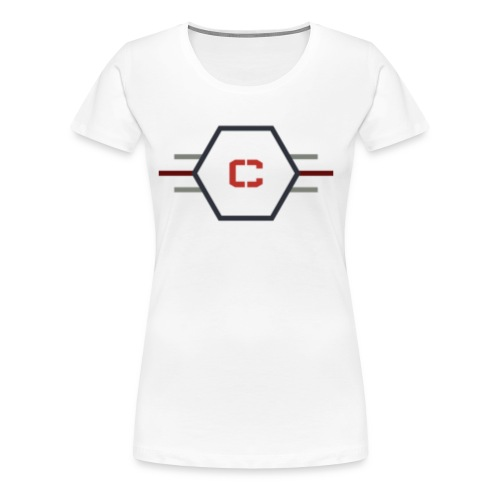 CHANNY LOGO - Women's Premium T-Shirt