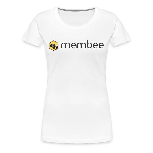 Membee Logo - Women's Premium T-Shirt