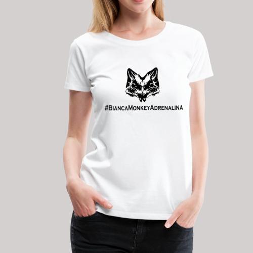 BiancaMonkeyAdrenalina - Women's Premium T-Shirt