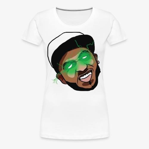Supah-Monstah - Women's Premium T-Shirt