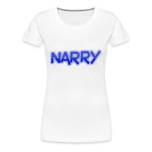 narry tube merch - Women's Premium T-Shirt