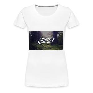 Chillin' Forest - Women's Premium T-Shirt