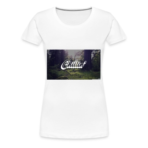Chillin' Forest - Women's Premium T-Shirt