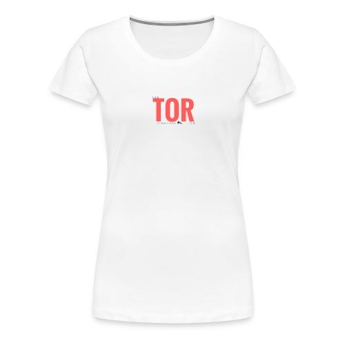 Logo officiel des Terre-O-Ristes - Women's Premium T-Shirt