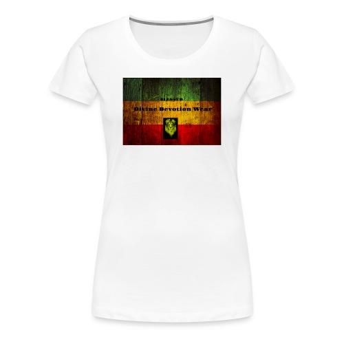 Divine Devotion Wear Blessed - Women's Premium T-Shirt