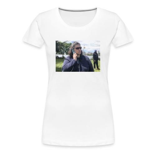 BBQ Becky - Women's Premium T-Shirt
