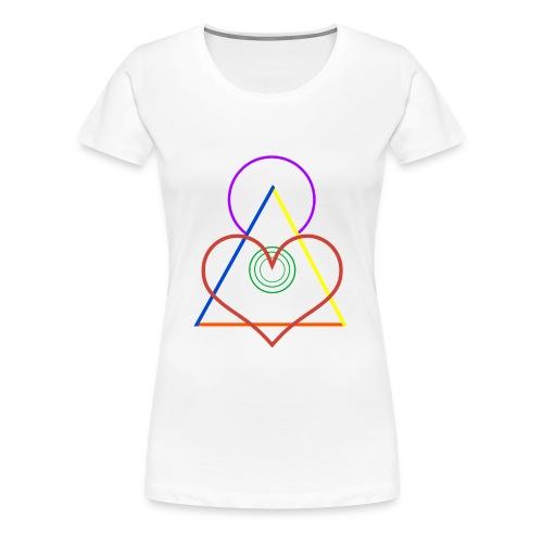 Angel - Women's Premium T-Shirt