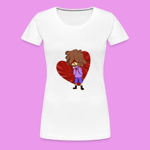 Zombie Frisk - Women's Premium T-Shirt