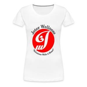 Live, Give, Love - Women's Premium T-Shirt