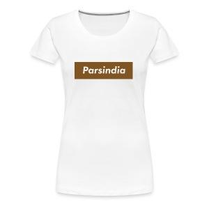 Parsindia (Supreme) - Women's Premium T-Shirt