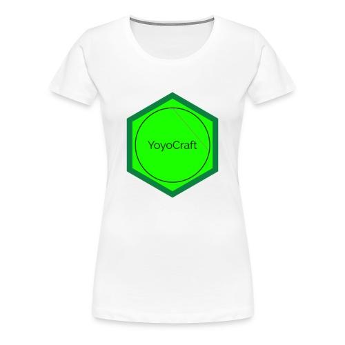 Logomakr 2ZQxx3 - Women's Premium T-Shirt