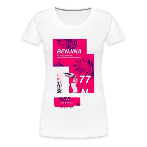BENJINA - Women's Premium T-Shirt