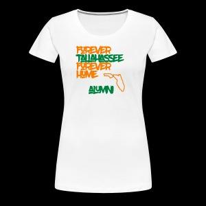 Forever Tally - Women's Premium T-Shirt