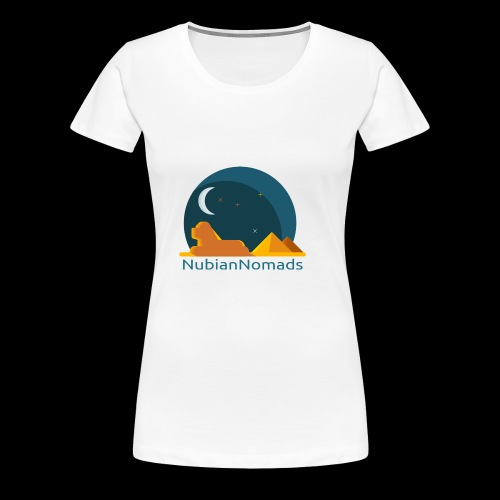Nubian Nomads - Women's Premium T-Shirt