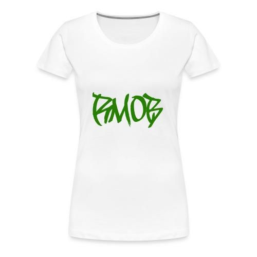 RM0B text - Women's Premium T-Shirt