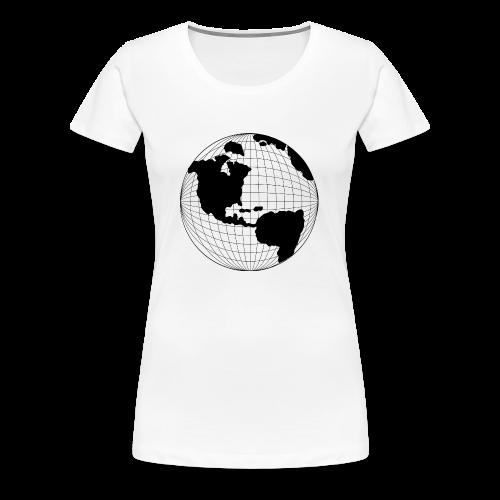 Cammil world - Women's Premium T-Shirt
