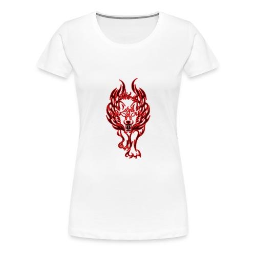 One Lione - Incoming - Women's Premium T-Shirt