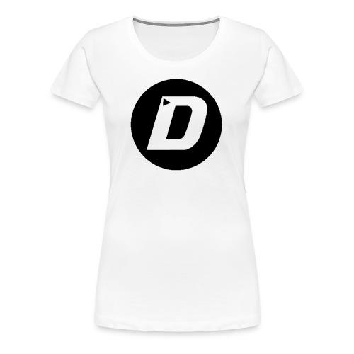 DAVONTAETV - Women's Premium T-Shirt