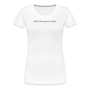 AMD Management Online - Women's Premium T-Shirt