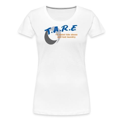 T.A.R.E t-shirt - Women's Premium T-Shirt