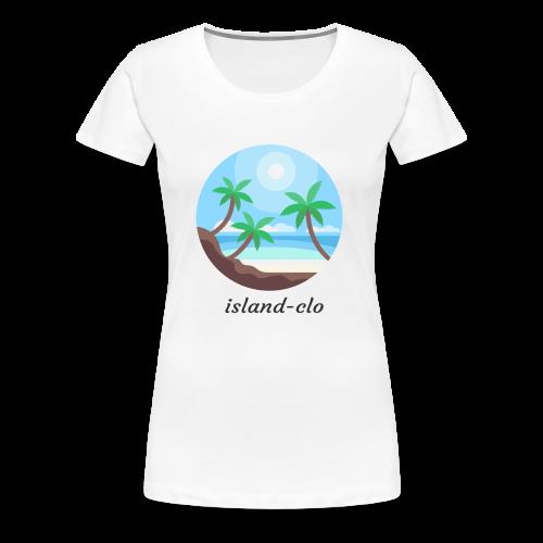 Island clothing - Women's Premium T-Shirt