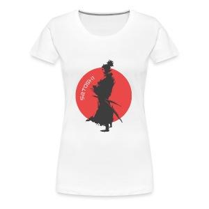 Satoshi Nakamoto Tribute - Women's Premium T-Shirt