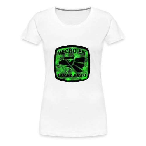 Guanajuato logo - Women's Premium T-Shirt