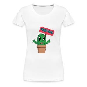 Free Hug - Women's Premium T-Shirt